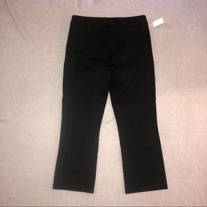 NWT Ann Taylor Loft Black Marisa Crop Pants